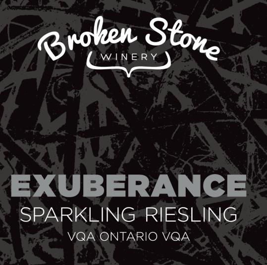 exuberance label image